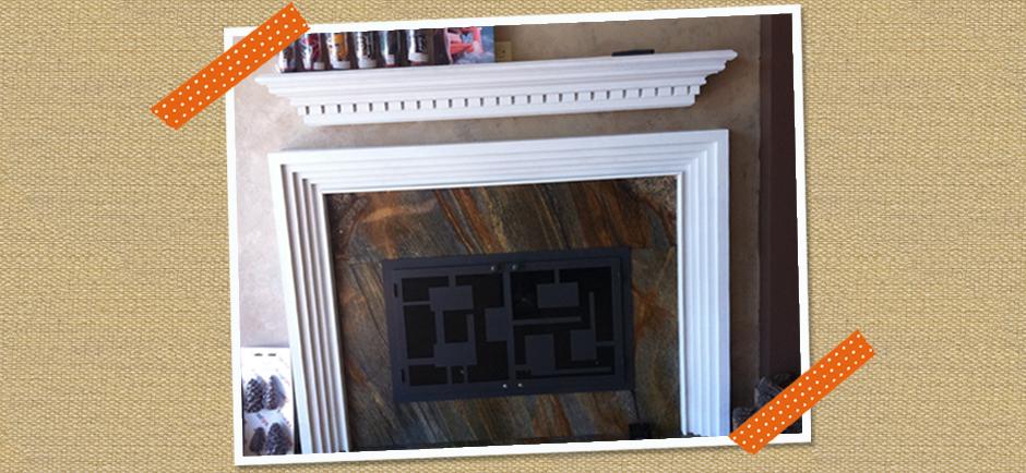 1 ... - Readybuilt Makes Quality Custom Wood Mantels For Fireplace Shelving